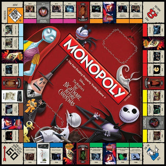 Nightmare Before Christmas | MONOPOLY*