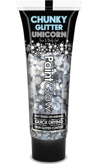 Unicorn Chunky [Disco Fever] | GLITTER BODY GELS