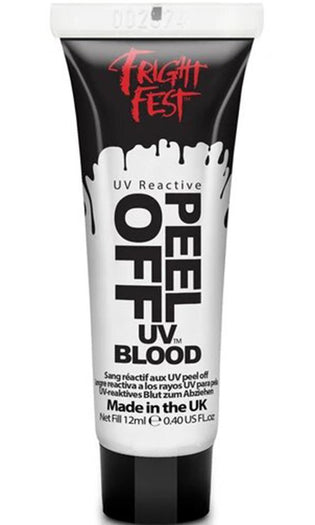UV Blood | PEEL OFF BLOOD [12ml]*