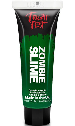 Zombie Slime | FAKE BLOOD & SLIME [12ml]*