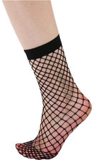 Extra Large Net [Black] | ANKLE SOCKS