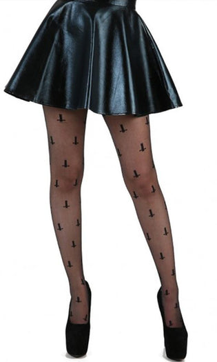 St Peter's Cross [Black] | TIGHTS