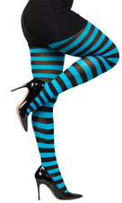 Twickers [Flo Turquoise] | TIGHTS