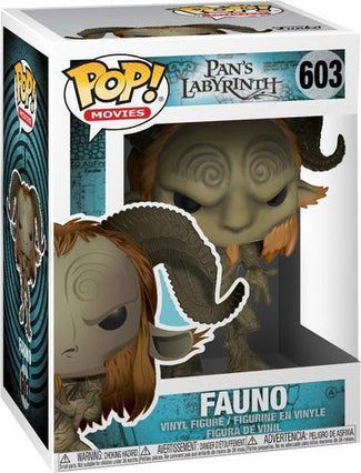 Pans Labyrinth | Fauno POP! VINYL