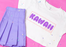 Kawaii | CROPPED TEE
