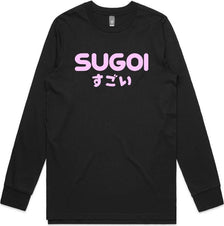 Sugoi | LONG SLEEVE TEE