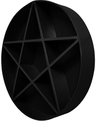PENTAGRAM SHELF | Black 2