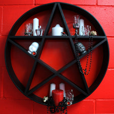 PENTAGRAM SHELF | Black 3