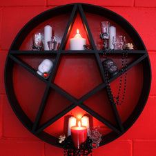 PENTAGRAM SHELF | Black 4