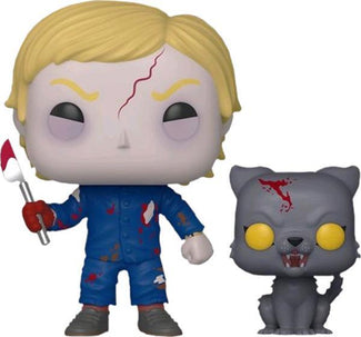 Pet Sematary | Undead Gage & Church POP! VINYL