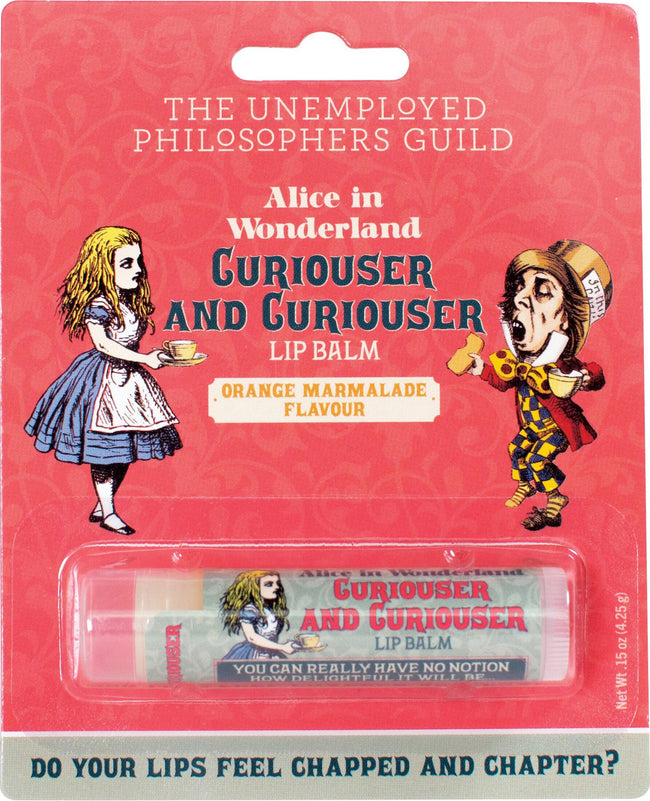 Alice in Wonderland | Curiouser and Curiouser LIP BALM