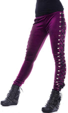 Beetle [Purple] | LEGGINGS*