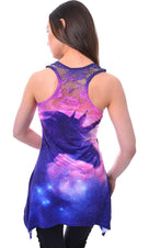 Unicorn Galaxy Lace | PANEL VEST