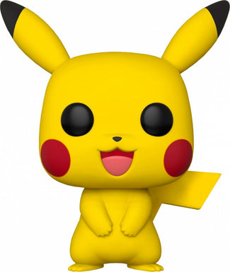 "Pokemon | Pikachu 10"" POP! VINYL"