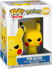 Pokemon | Pikachu Grumpy POP! VINYL