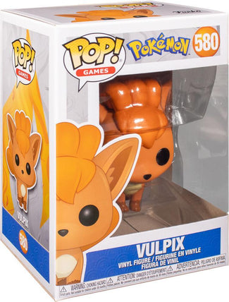 Pokemon | Vulpix POP! VINYL [RS]