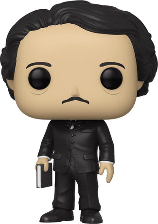 Pop Icons - Edgar Allan Poe WITH Book Pop! Vinyl | NYCC 2019 FALL CONVENTION EXCLUSIVES [RS]