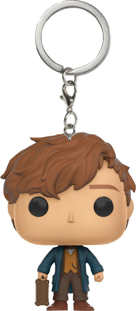Fantastic Beasts Newt Pop! Keychain