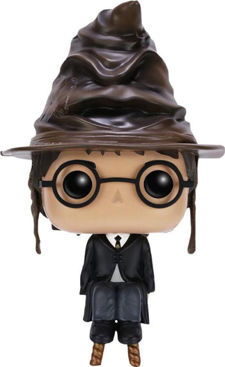Harry Potter | Harry Sorting Hat POP! VINYL