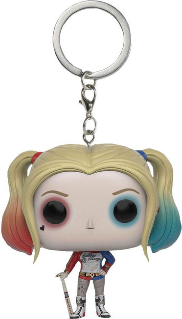 Suicide Squad Harley Quinn Pop! Keychain