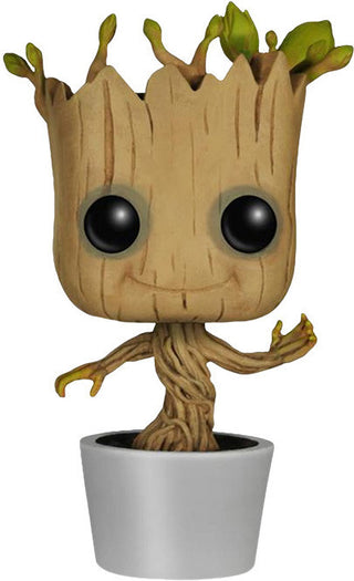 Guardians of the Galaxy | Dancing Groot POP! VINYL