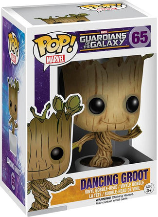 GUARDIANS OF THE GALAXY DANCING GROOT (Box)