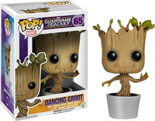 GUARDIANS OF THE GALAXY DANCING GROOT POP! VINYL