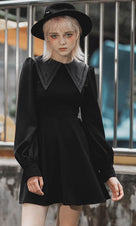 Coven | COLLAR DRESS