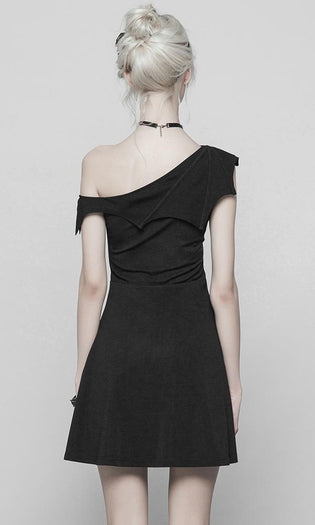 Bat Wing | Off The Shoulder DRESS