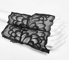 Black Lace Lily | GLOVES