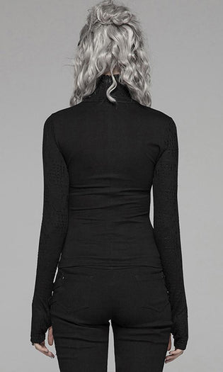 Dark Turtleneck | T-SHIRT