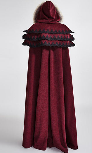 Foxa Faux Viking [Red] | CLOAK