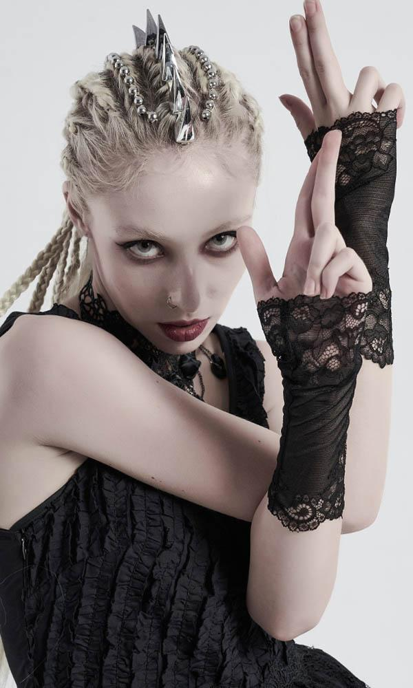 Belladonna | LACE GLOVES