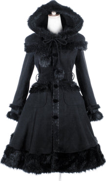Black Riding Hood | COAT