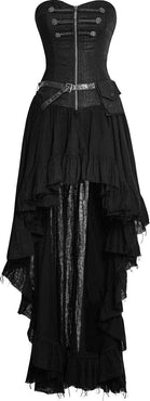 Steampunk Black | DRESS