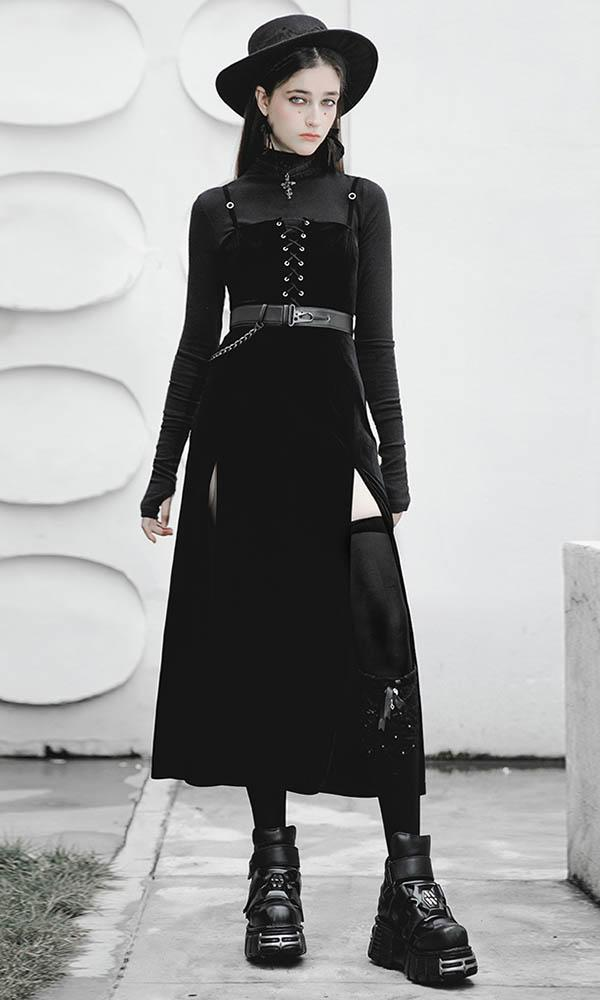 Enchantress | VELVET DRESS