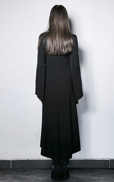 Black Nun Dress