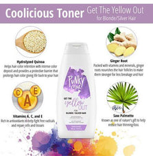 Coolicious | 3-IN-1 COLOUR SHAMPOO & CONDITIONER