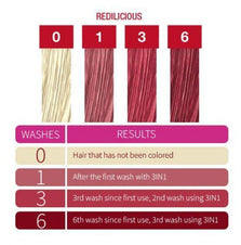 Redilicious | 3-IN-1 COLOUR SHAMPOO & CONDITIONER