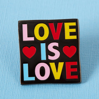 Love is Love | ENAMEL PIN