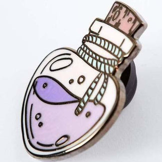 Love Potion Bottle | ENAMEL PIN