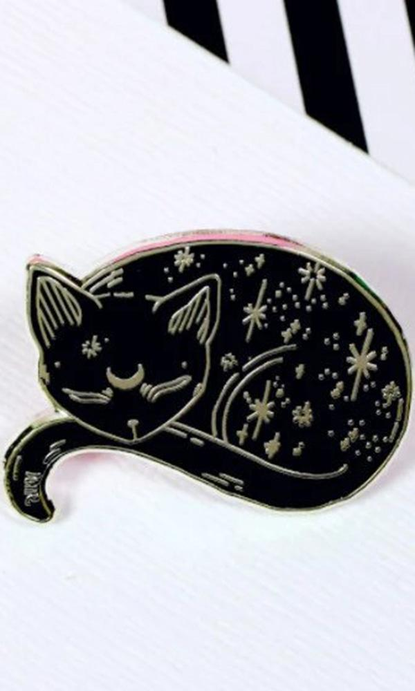 Mystical Cat | ENAMEL PIN