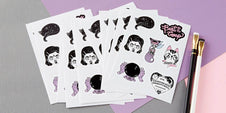 Mystical | STICKER SHEET