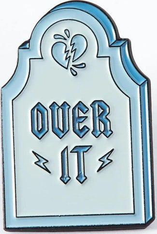 Over It | ENAMEL PIN