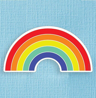 Rainbow Large | VINYL STICKER