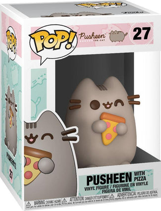 Pusheen | Pusheen With Pizza POP! VINYL