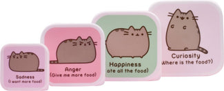 Pusheen | SNACK BOX [Set Of 4]