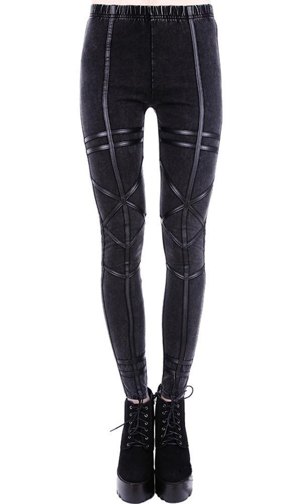 Acid Geometry | LEGGINGS*