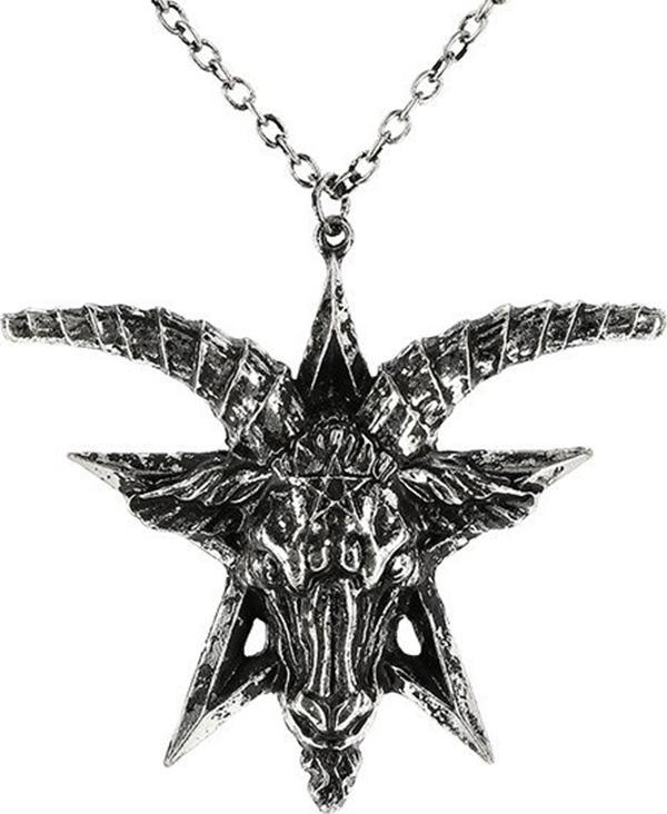 Baphomet [Silver] | NECKLACE