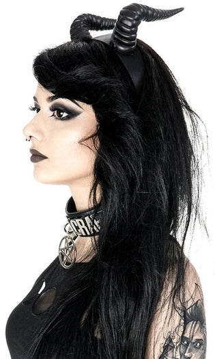 Beleth Horns | HEADBAND